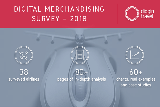 Find out about 2018 airline ancillary revenue trends from our Digital Merchandising survey and research