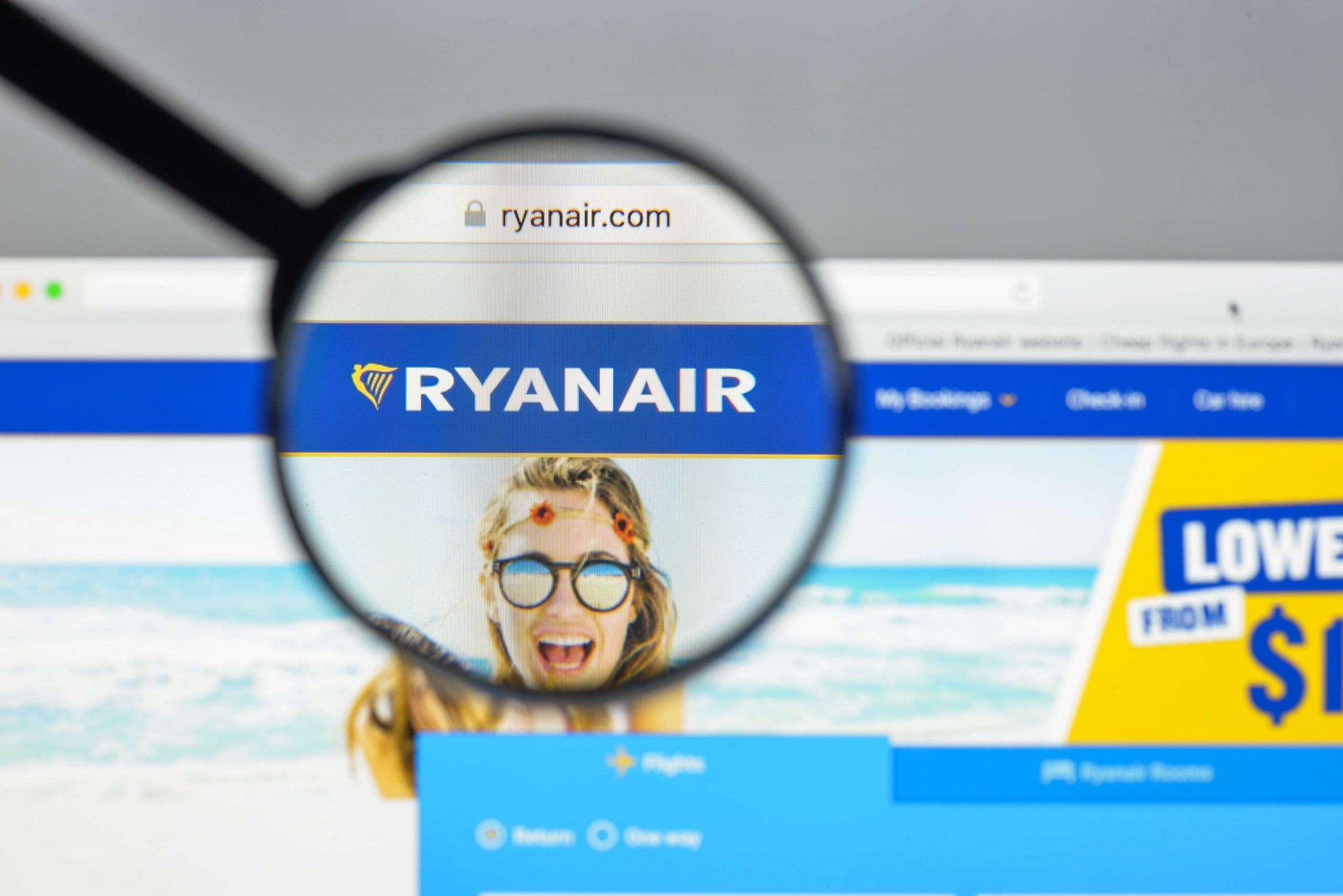 Ryanair UX Research Case Study - How UX and usability research help improve their website