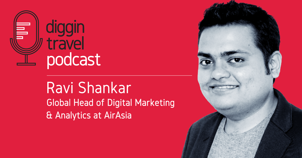 Airline digital marketing in action - AirAsia digital team