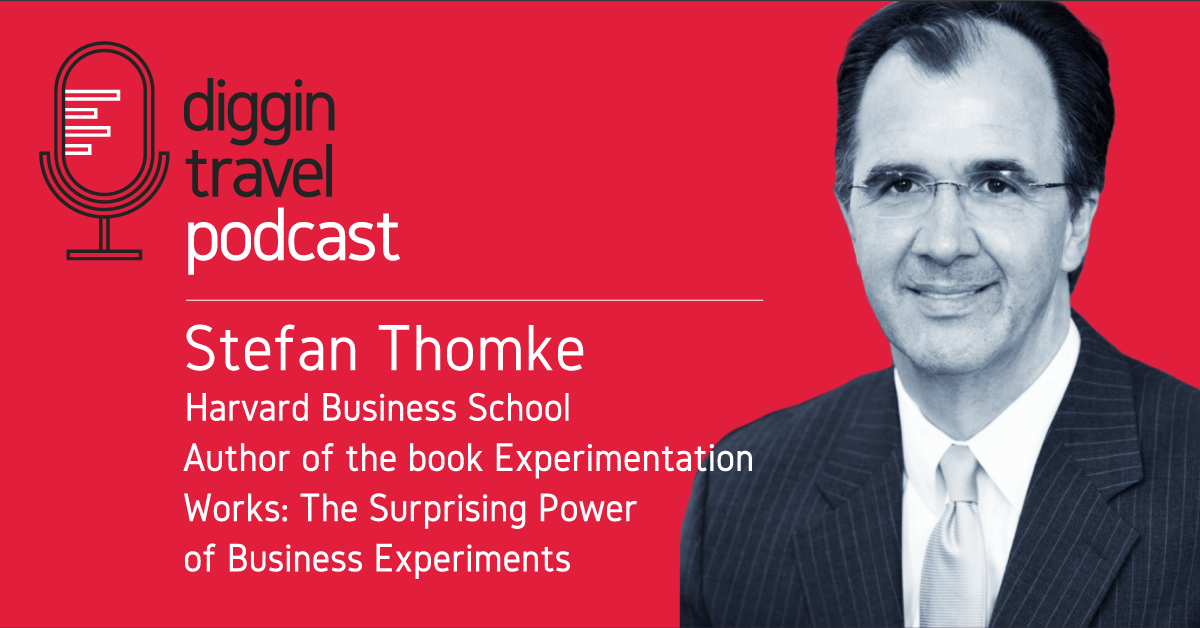 Airline innovation through Experimentation - Stefan Thomke