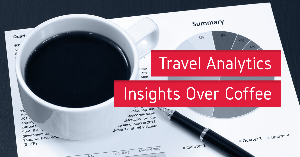 Travel Analytics Insights Over Coffee: Advance booking analysis