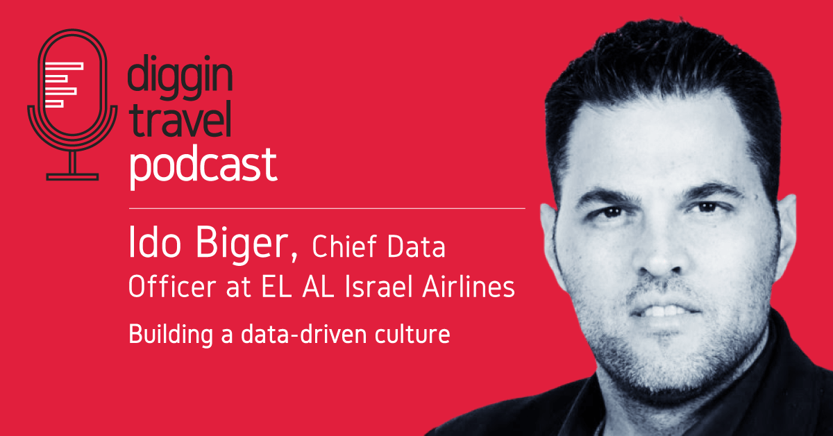 Ido Biger CDO at EL AL Israel airlines talks about data-driven airline culture