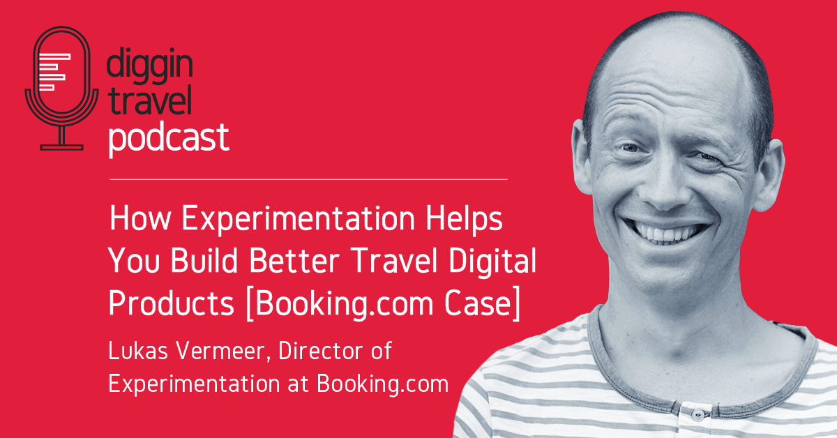 Building great travel digital products, Booking.com case