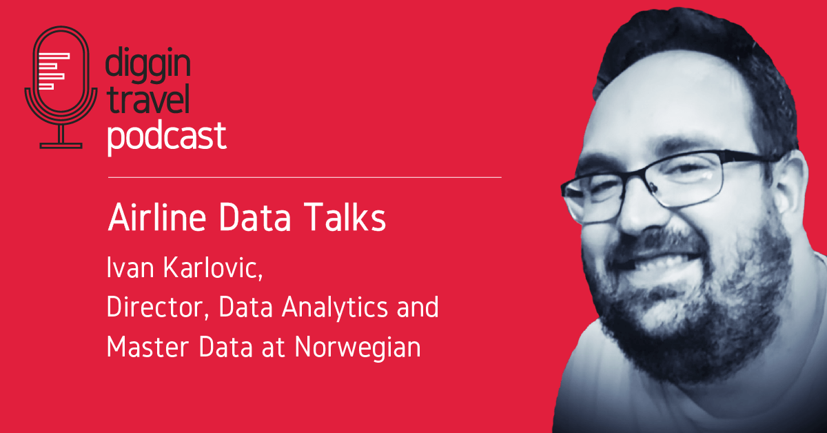 Airline Data Talks with Ivan Karlovic from Norwegian airlines