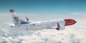 Talking about airline data with Norwegian Airlines
